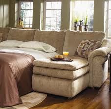 Sectional Sofas Maryland 5 Sectional With Chaise And Sleep Sofa By La Z