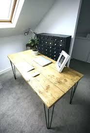industrial hairpin leg desk hairpin leg desk digitalblocks me