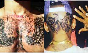tattoo wars between morachi and chris brown who rocked it better