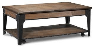leons furniture kitchener berkley coffee table walnut leon u0027s