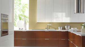 Small L Shaped Kitchen by Small L Shaped Kitchens Luxury White With Dark Wood Chromed Bar
