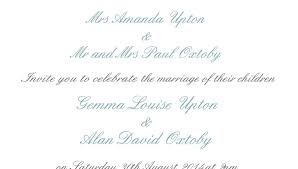 wedding quotes for and groom wedding invitation wording and groom hosting fresh wedding