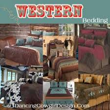 cowgirl theme bedding and room decor cabin bedding and western