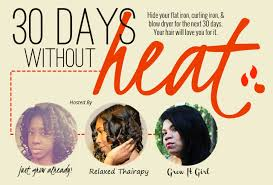 natural hair no heat challenge my hair is my hobby october 2014