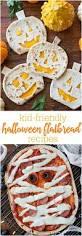 flatbread halloween recipes lil u0027 luna
