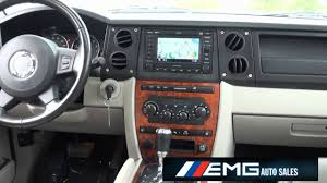 commander jeep 2010 2007 jeep commander limited hemi navi u0026 rearcam youtube
