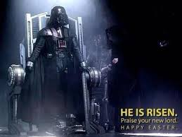 He Is Risen Meme - easter greetings star wars know your meme