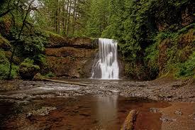 Oregon Waterfalls Map by Oregon Rumbling Tumbling Waterfalls Refresh A Scorched Socal