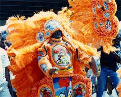 big mardi gras big chief larry bannock new orleans indians costumes