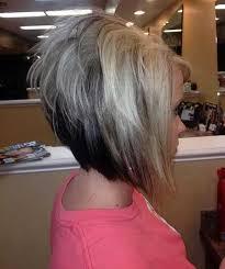 swing bob hairstyle short stack hairstyles hair