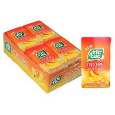 tic tac tic tac lemonade mixers mints 1 oz pack great service