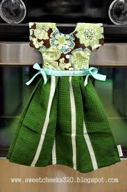 kitchen towel craft ideas kitchen towel dresses template project send me a pic of