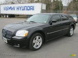 2005 dodge magnum r t awd in brilliant black crystal pearl