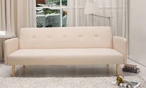 himmene sleeper sofa lofallet beige your overnight guests will thank you 10 sleeper sofas under 500