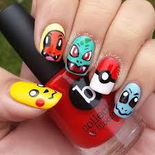60 best gamer nails images on pinterest nailart nail art