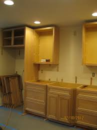 How To Order Kitchen Cabinets by West Chester Kitchen Finish Cabinets And Paint Remodeling