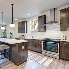 white kitchen countertops with brown cabinets best kitchen backsplash ideas for cabinets family