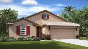 Woodland Homes Floor Plans by Woodland Preserve New Homes In Tampa Fl 33635 Calatlantic Homes