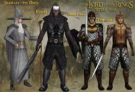 new hero models image the lord of the rings total war mod for