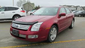 2007 ford fusion se 2007 ford fusion sel v6 start up walkaround vehicle tour and