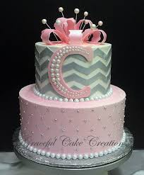 baby shower cake ideas for girl pink and gray chevron baby shower cake chevron baby showers