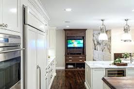Kitchen Televisions Under Cabinet Kitchen Cabinets Small Tv Under Kitchen Cabinet Kitchen Tv That