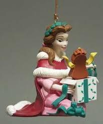 grolier disney ornament cinderella and jaq boxed