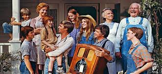 tv show of the waltons home
