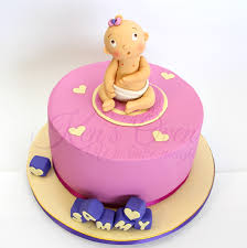 creative baby shower cake designs a free tutorial on craftsy