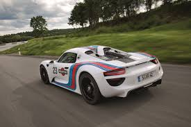 porsche hybrid 918 top gear porsche 918 spyder gets legendary martini racing team brand livery