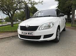 used skoda fabia cars for sale in crewe cheshire motors co uk