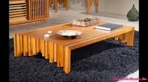 Creative Ideas For Outdoor Coffee Table Creative Coffee Table Ideas Youtube