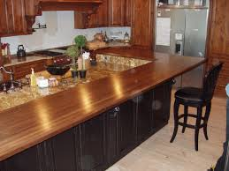 Country Kitchen Furniture Stores Countertops Wood Kitchen Countertops For Good Wood Kitchen