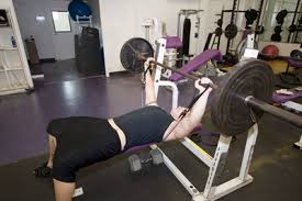 Barbell Bench Press Technique Using The Bands While You Bench Workout Trainer