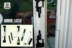 sliding glass door security bars sliding glass door locks home security sliding glass door security
