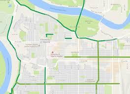 Uofa Map Edmonton In Three Dimensions