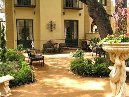 style courtyards tuscan style landscape courtyards tuscan style landscape design