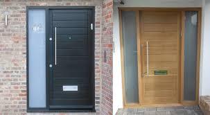 Oak Exterior Doors Architecture Modern Front Doors Golfocd Modern Front Door