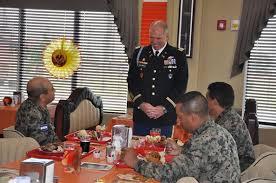 joint task bravo celebrates thanksgiving joint