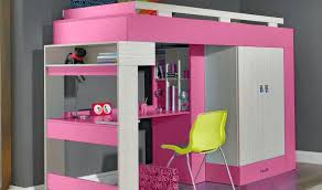 armoire bureau intégré lit armoire bureau josytal info