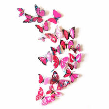 Butterfly Wall Decor 3D Butterfly Wall Decor