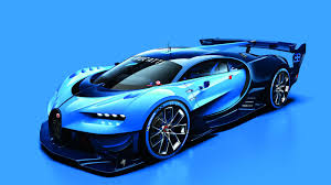 concept bugatti veyron the bugatti vision gran turismo concept a thinly disguised