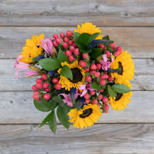 Sunflower Bouquets Send Sunflower Bouquets Sunflower Delivery The Bouqs Co