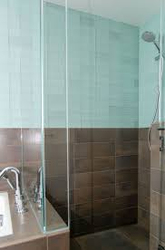 Seafoam Green Bathroom Ideas by 35 Best Shower Styles Pony Wall Tile Images On Pinterest