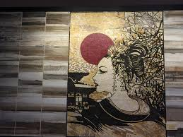 Ent Mural Cuisine Ichiban Japanese Cuisine Sushi Bar Home Ta Florida Menu