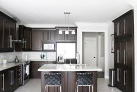 kitchen awesome dark kitchen cabinet stone walls texture