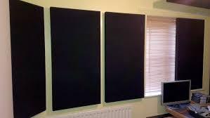 studio acoustic wall panels