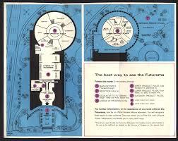 1964 World S Fair Map by Promises Made The 1964 65 World U0027s Fair Print Magazine