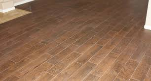 Floor Tiles For Kitchen by Wood Grain Tile Flooring That Transforms Your House The