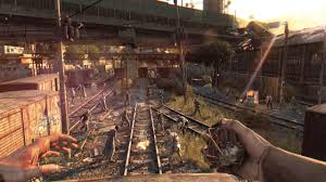 dying light ps4 game dying light dev targeting 1080p 60fps on ps4 xbox one talks